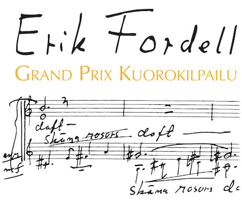 Erik Fordell Grand Prix -kilpailu muutettu nauhakilpailuksi.
